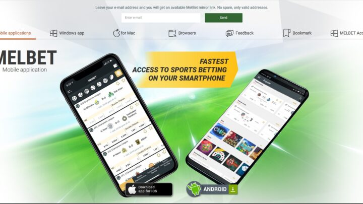 How to download and install the melbet mobile app?
